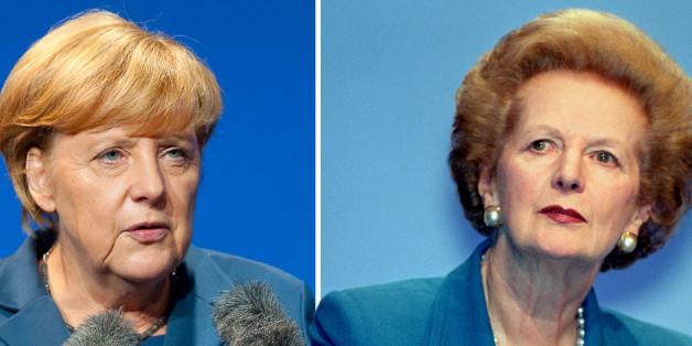 Merkel V Thatcher