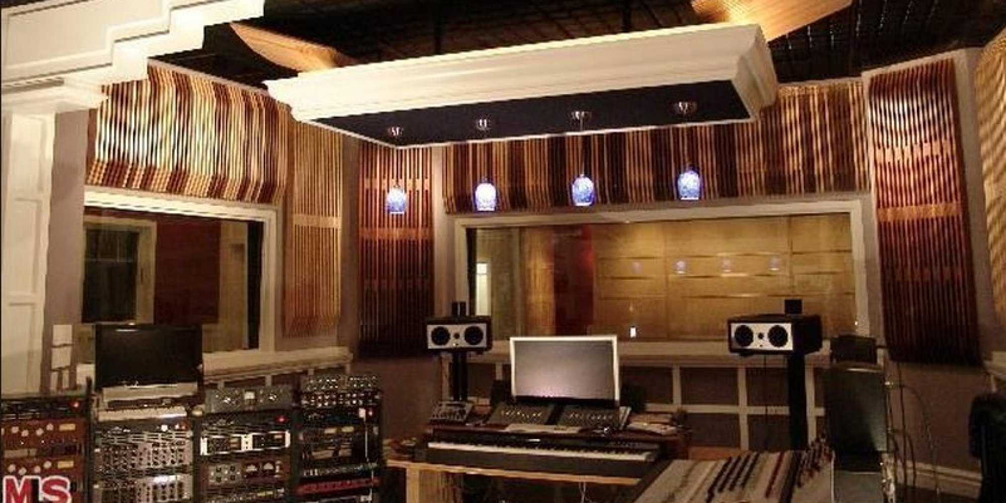 Home Music Studio Design Ideas.