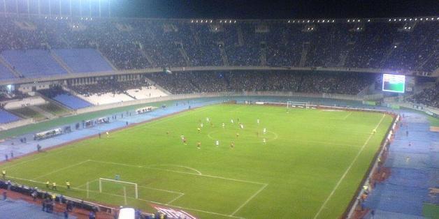 Stade du 5 juillet 1962 à Alger