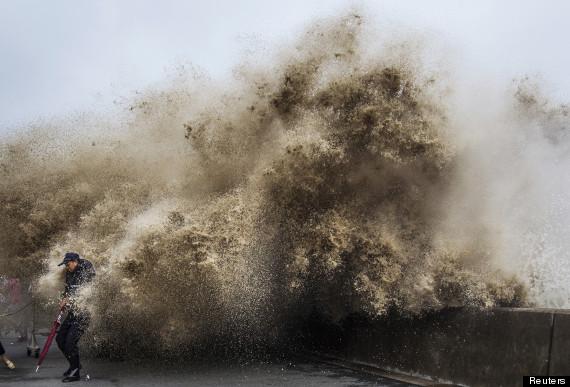 china typhoon hangzhou