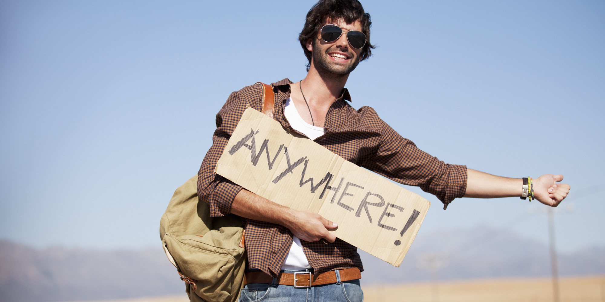 a comparison of different definitions of backpacking or hitchhiking and the relationship between the