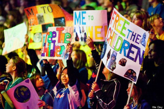 we day 2013