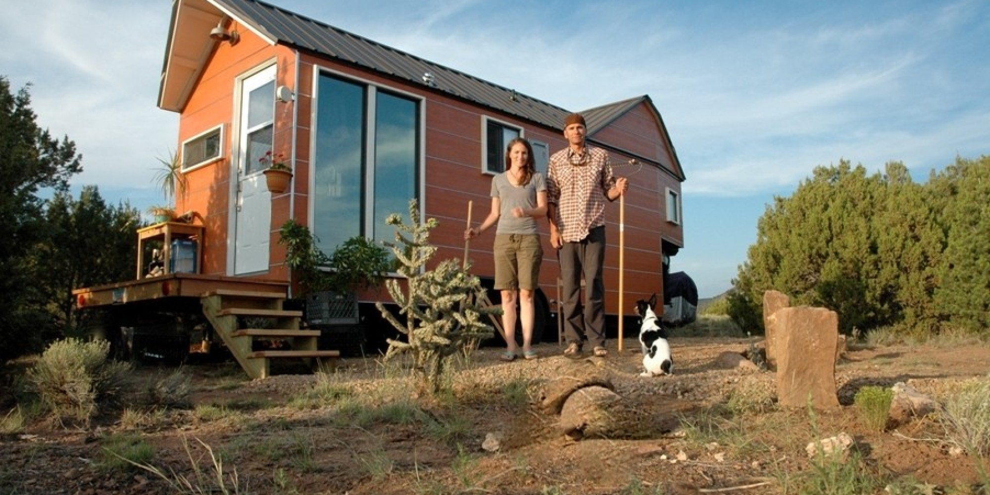 Tiny homes cottage country - 6 Tiny Homes That Would Be Perfect Starter Houses For Newlyweds Photos Huffpost