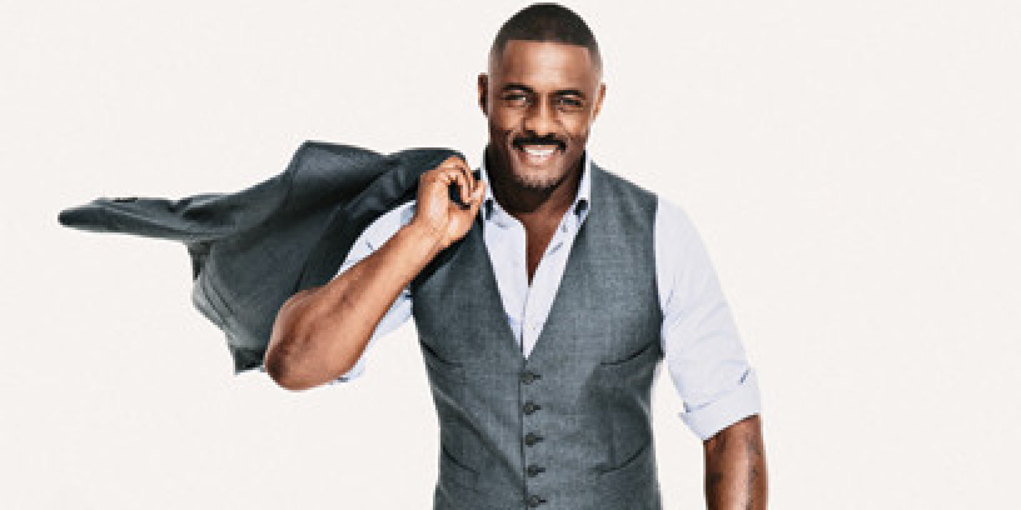 Idris elba on paternity results i took a punch in the face notable quotable huffpost