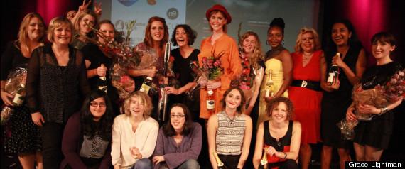 funny women awards 2013