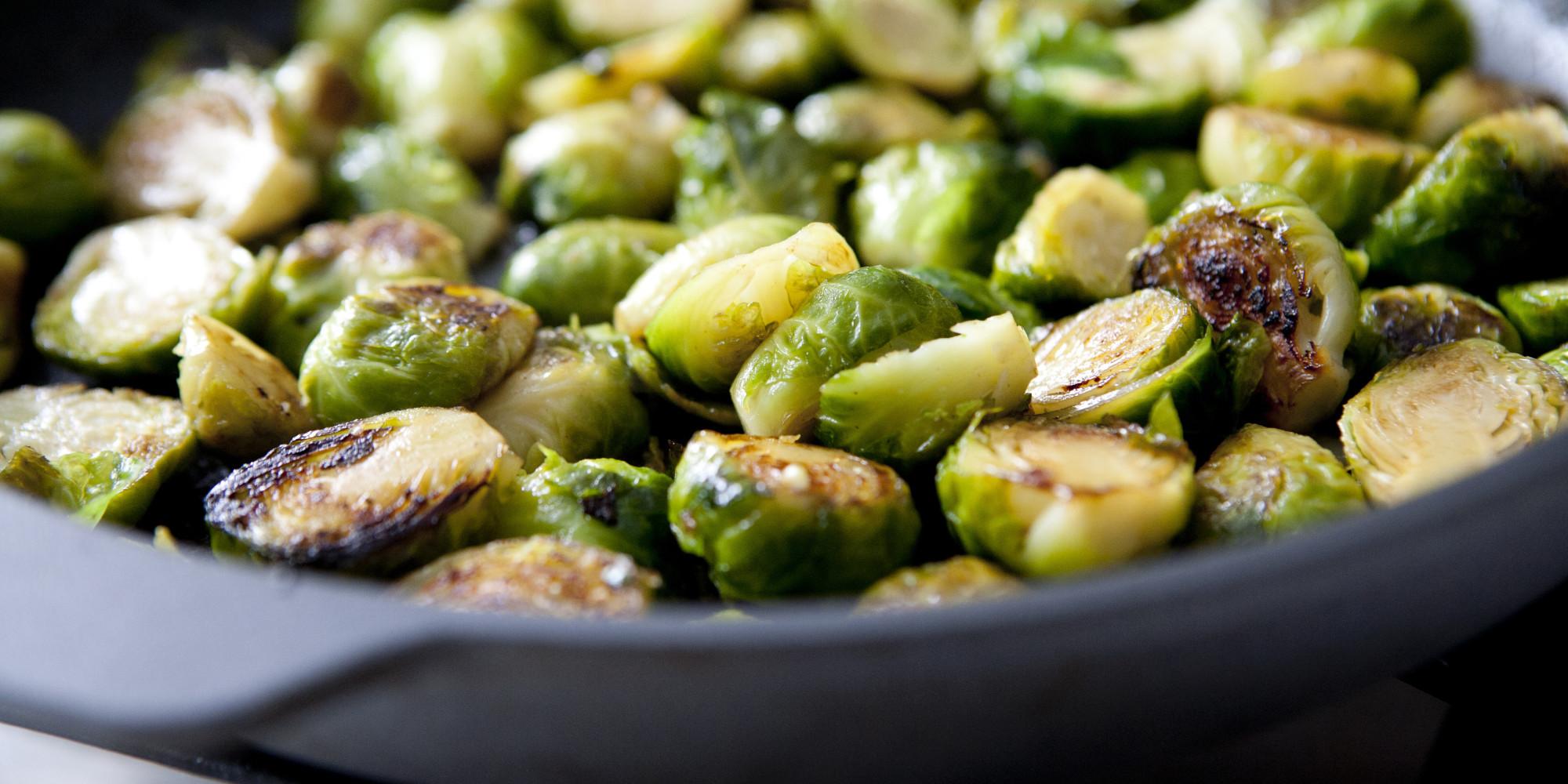 брюссельская капуста калорийность жареная
