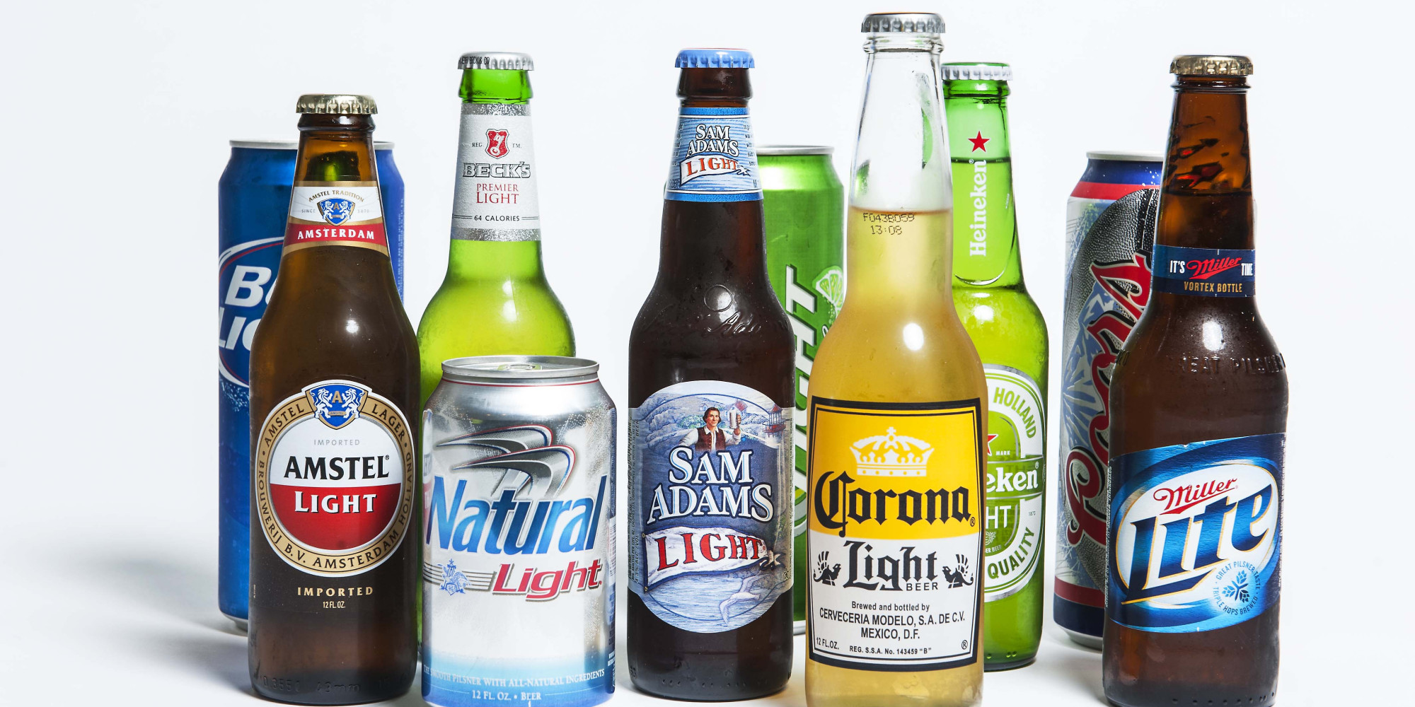 The Best Light Beer And Worst Our Taste Test Results Photos Huffpost