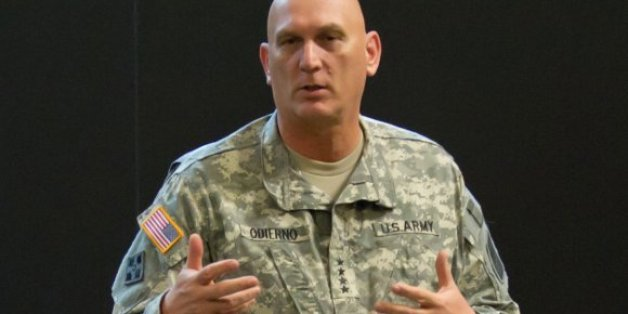 Army Chief Ray Odierno Warns Military Suicides 'Not Going To End' After War Is Over