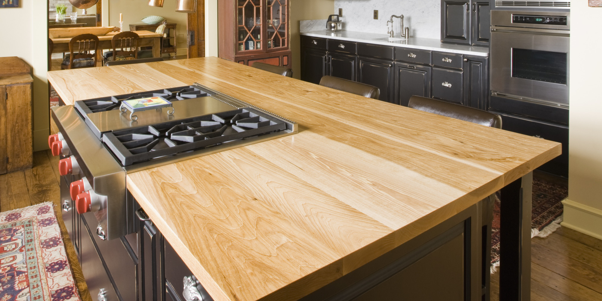 5 Unique Kitchen Islands To Consider Right Now