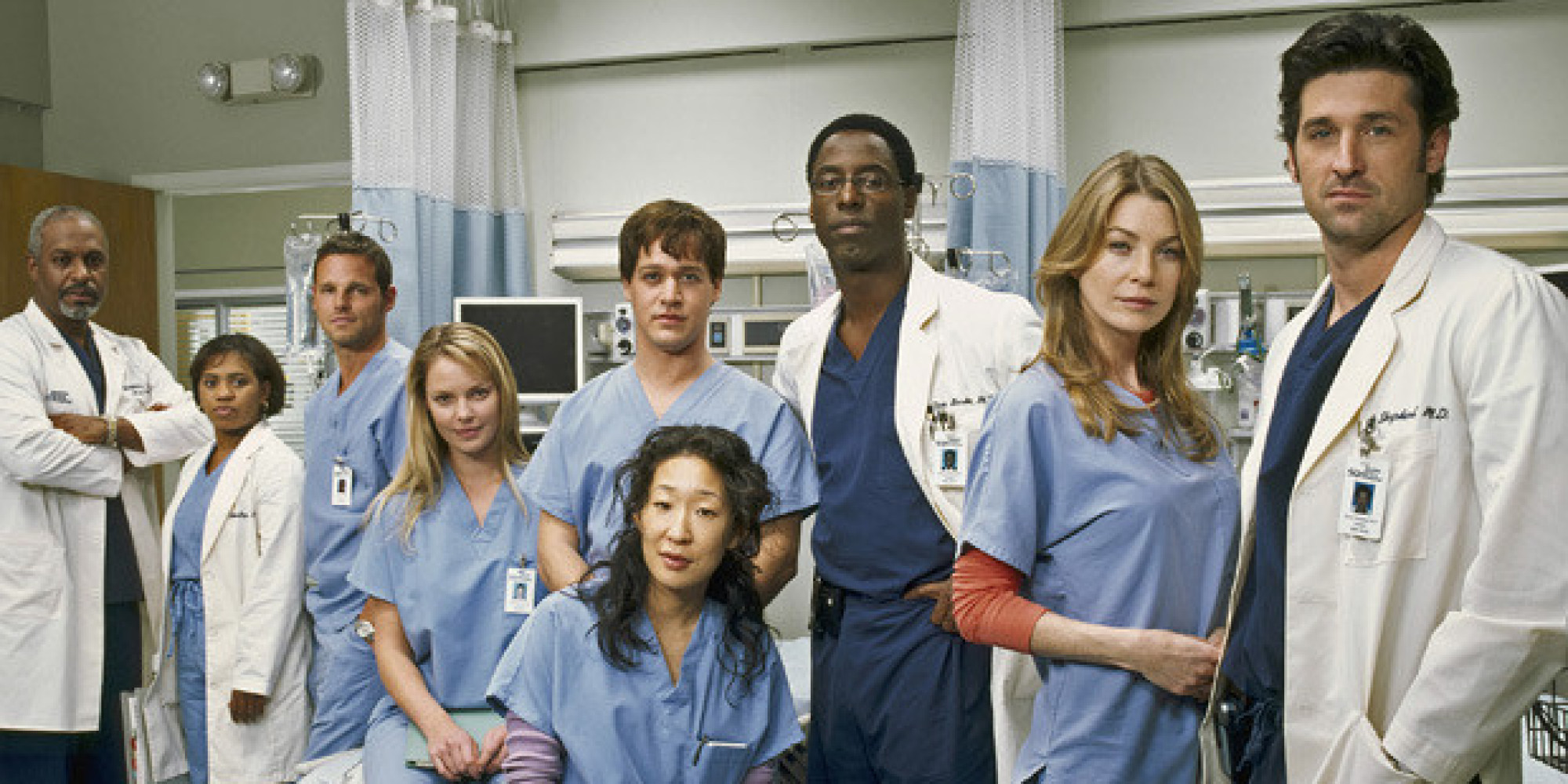 Grey\'s Anatomy\' Cast Looks Very Different After All These Years ...