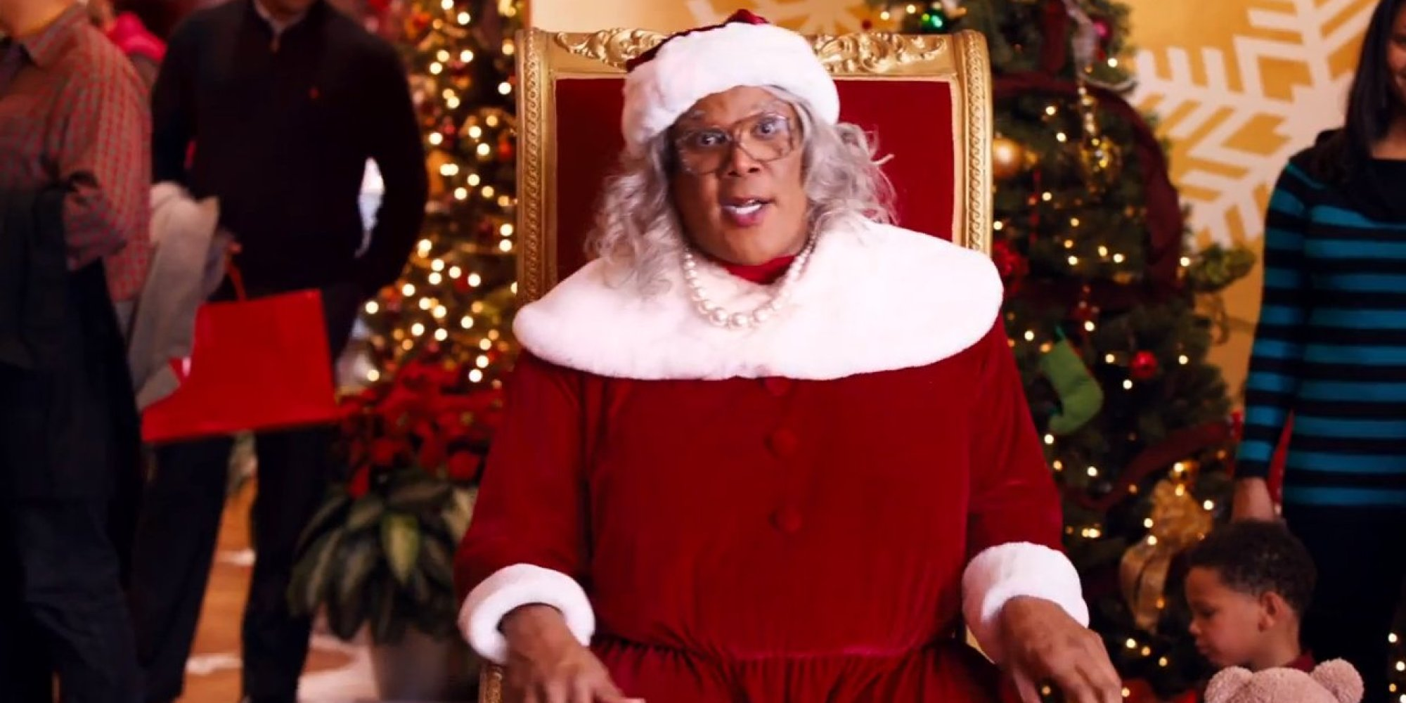 Tyler Perry's A Madea Christmas' Trailer Finds Character Working ...