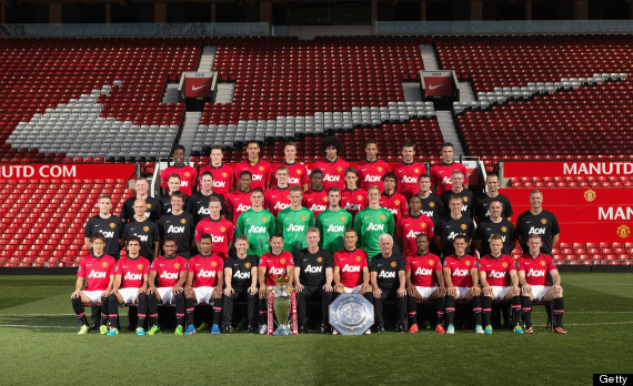 manchester united squad photo