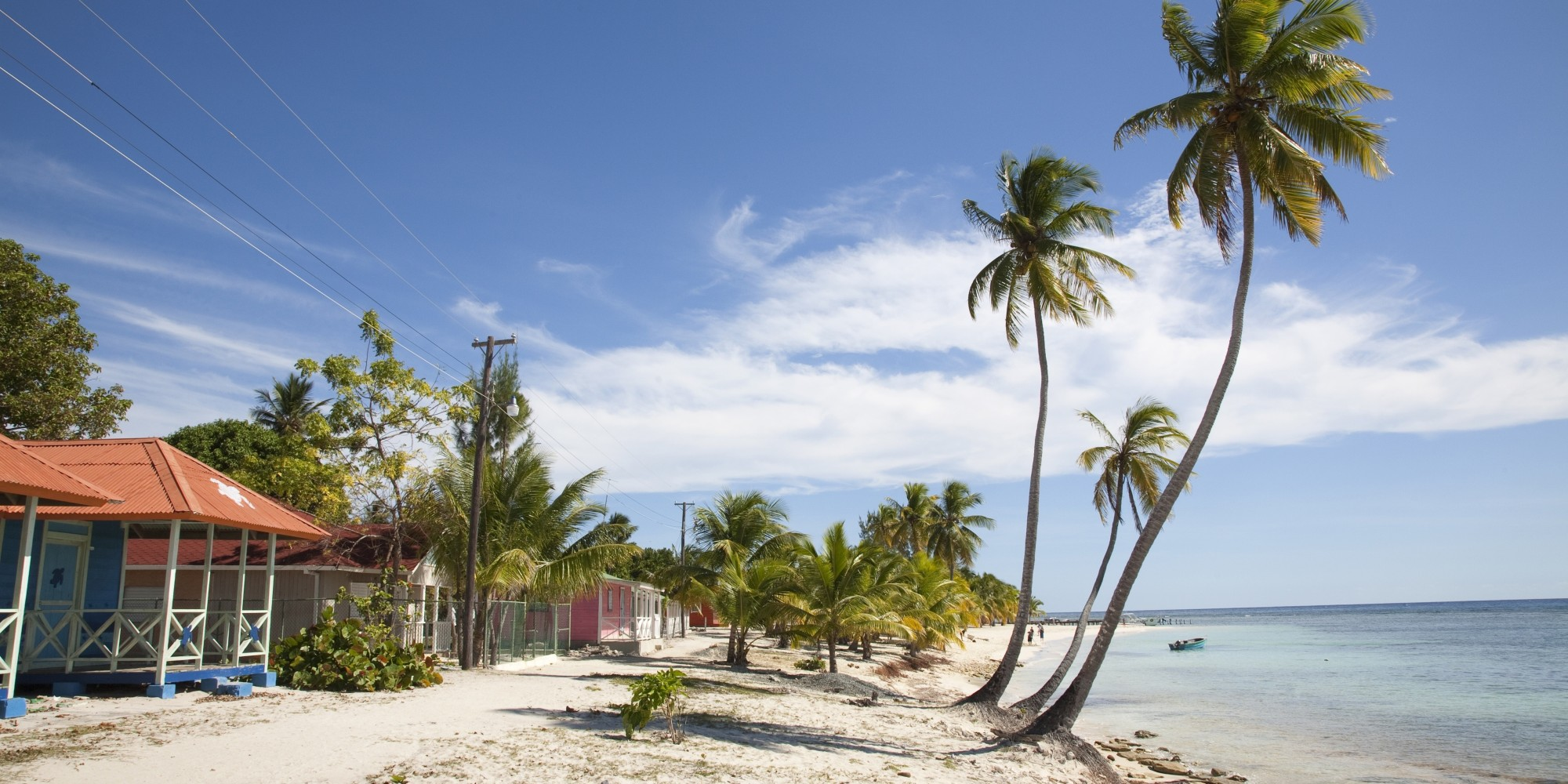 Dominican Republic Beach House For