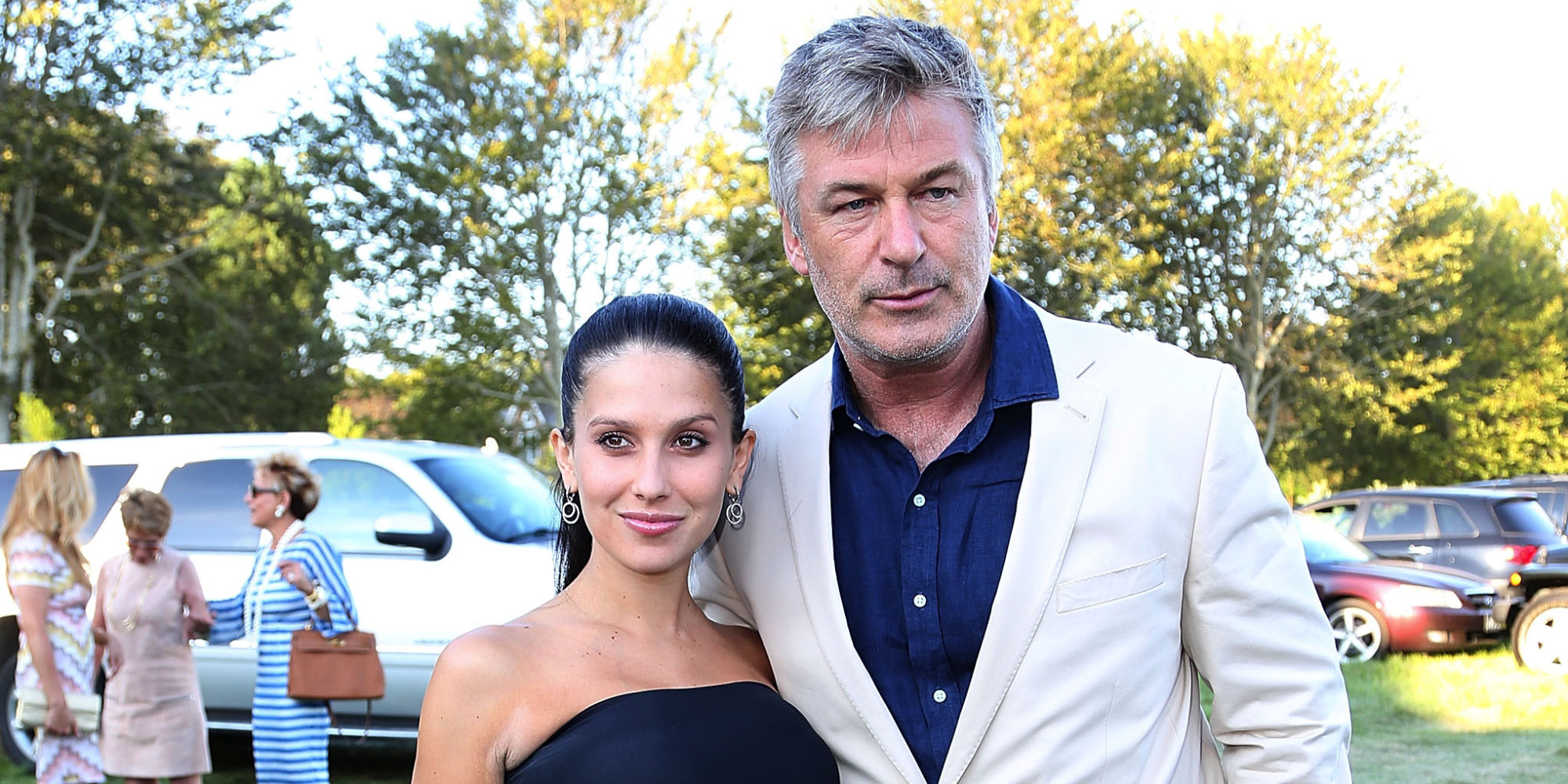 Alec Baldwin Joins Hilaria Baldwin In Yoga DVD (VIDEO ...