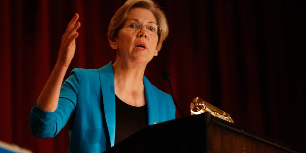 Elizabeth Warren Calls For Big Changes To Student Loans