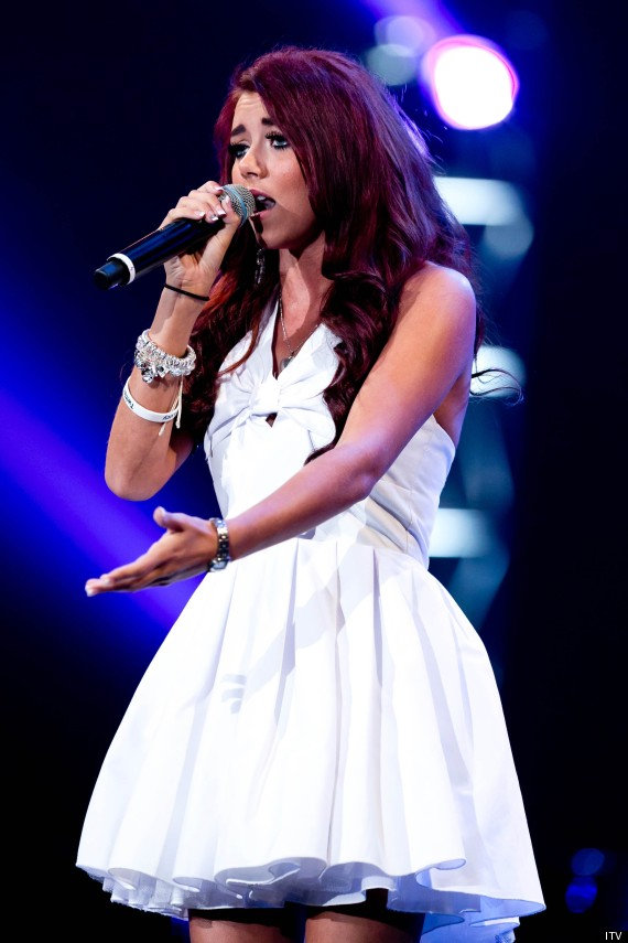 lydia lucy the x factor