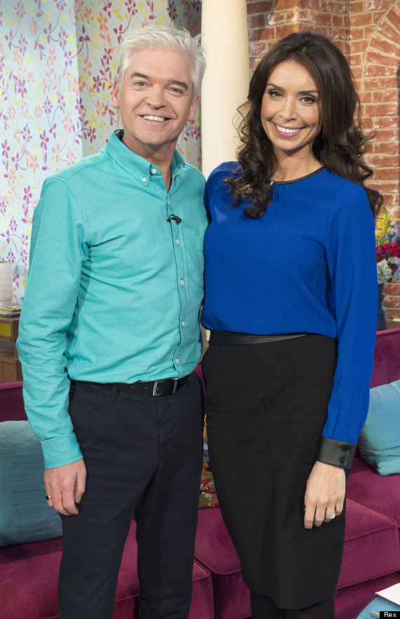 christine bleakley this morning