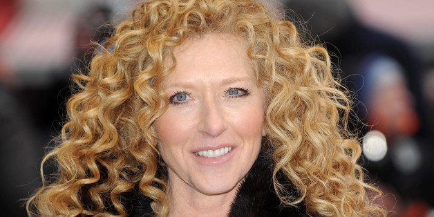 Kelly Hoppen attends the Prince's Trust Celebrate Success Awards at Odeon Leicester Square on March 26, 2013 in London