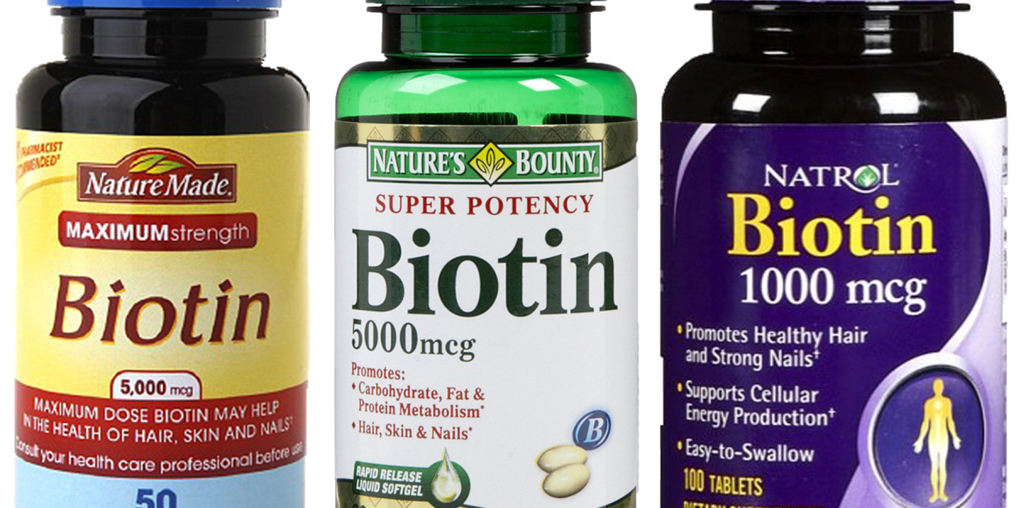 Why You Should Be Cautious Of Taking Biotin For Your Hair ...