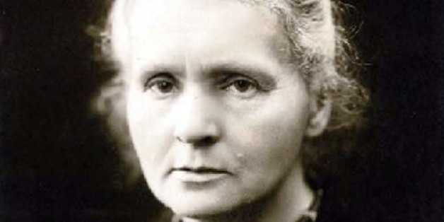 Marie Curie (1867-1934), pioneering physicist and chemist and the first female Nobel laureate.