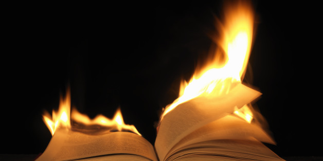 Sex, Violence and Devils: Ten Books That Shocked the World