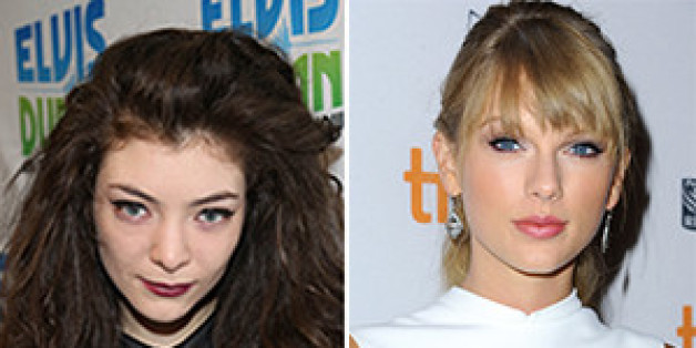 Lorde Calls Out Taylor Swift For Being Too Perfect