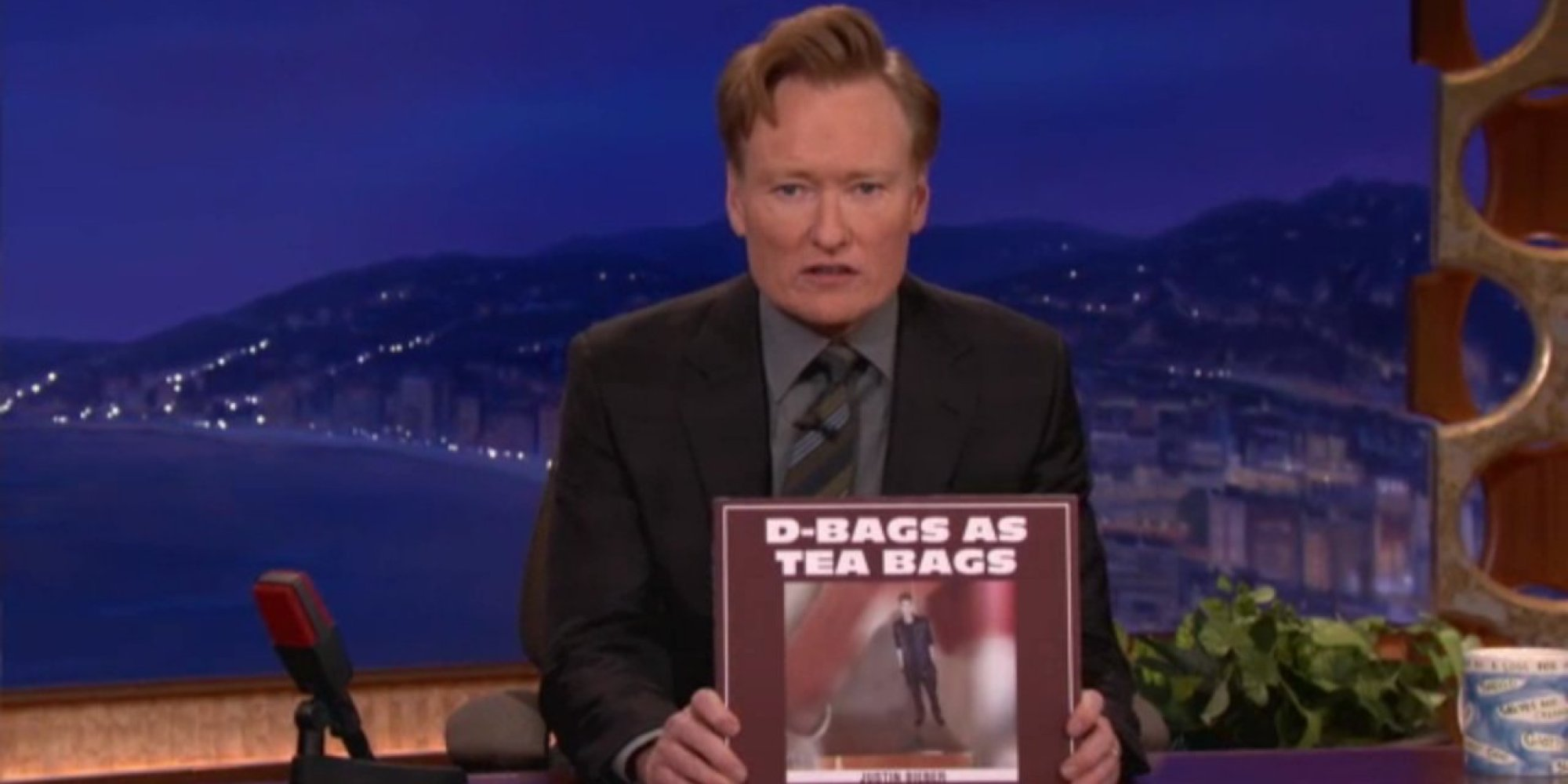 Conan Finds The Funniest Coffee Table Books That Didn t Sell