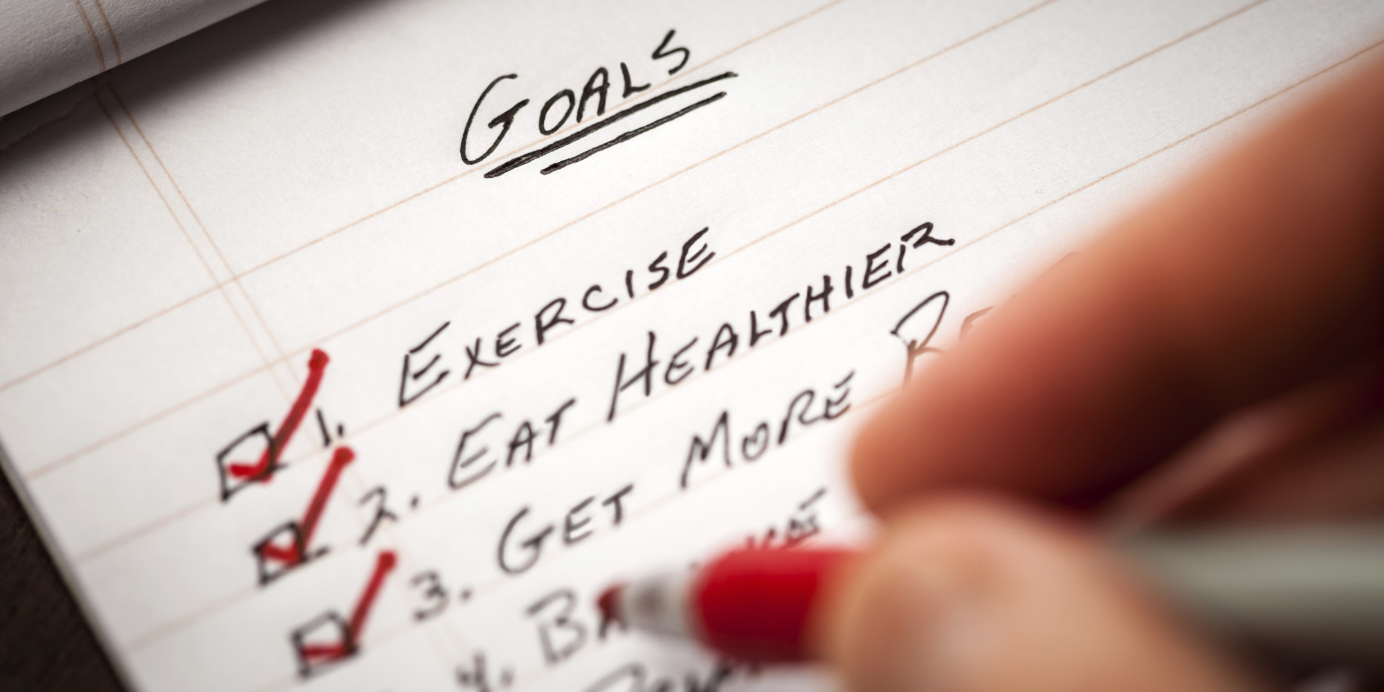 4 ways to hold yourself accountable to your goals