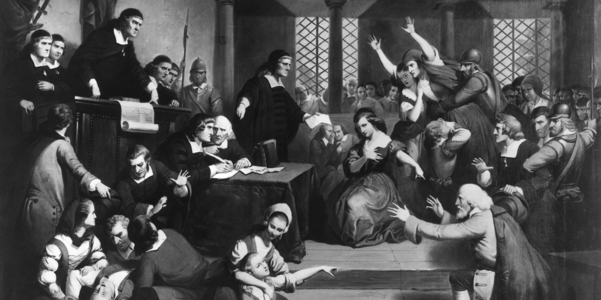 the injustice of the salem witch trials in 1692 The salem witch trials blog dedicated to the book justice at psychology of the salem witchcraft excitement of 1692, by resulted in injustice.