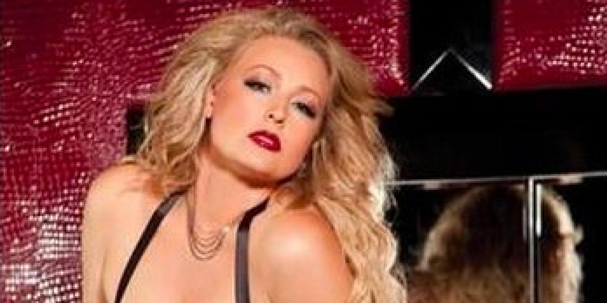 curvy girl lingerie's super bowl commercial could bring plus-sizes