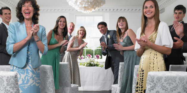 How To Be A Good Wedding Guest