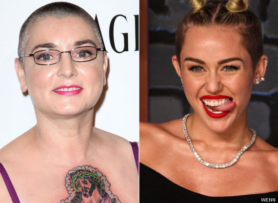 sinead o connor miley cyrus