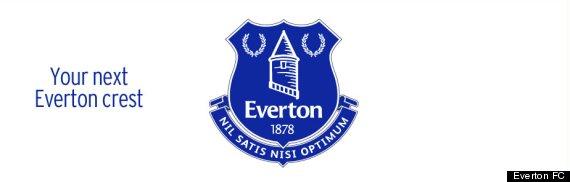 new everton crest