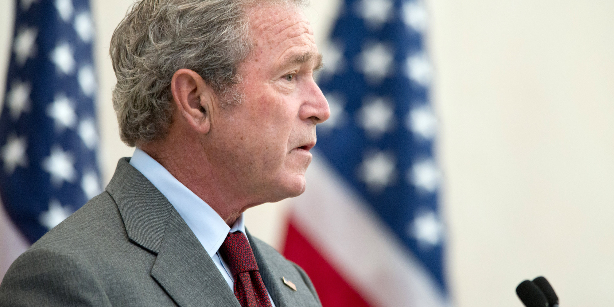 government under president bushs management essay This essay congress and the president and most of the 27 million civilian employees of the federal government serve under a merit system bush for president.