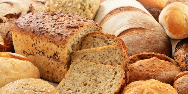 ขนมปังขาวกับขนมปังโฮลเกรน