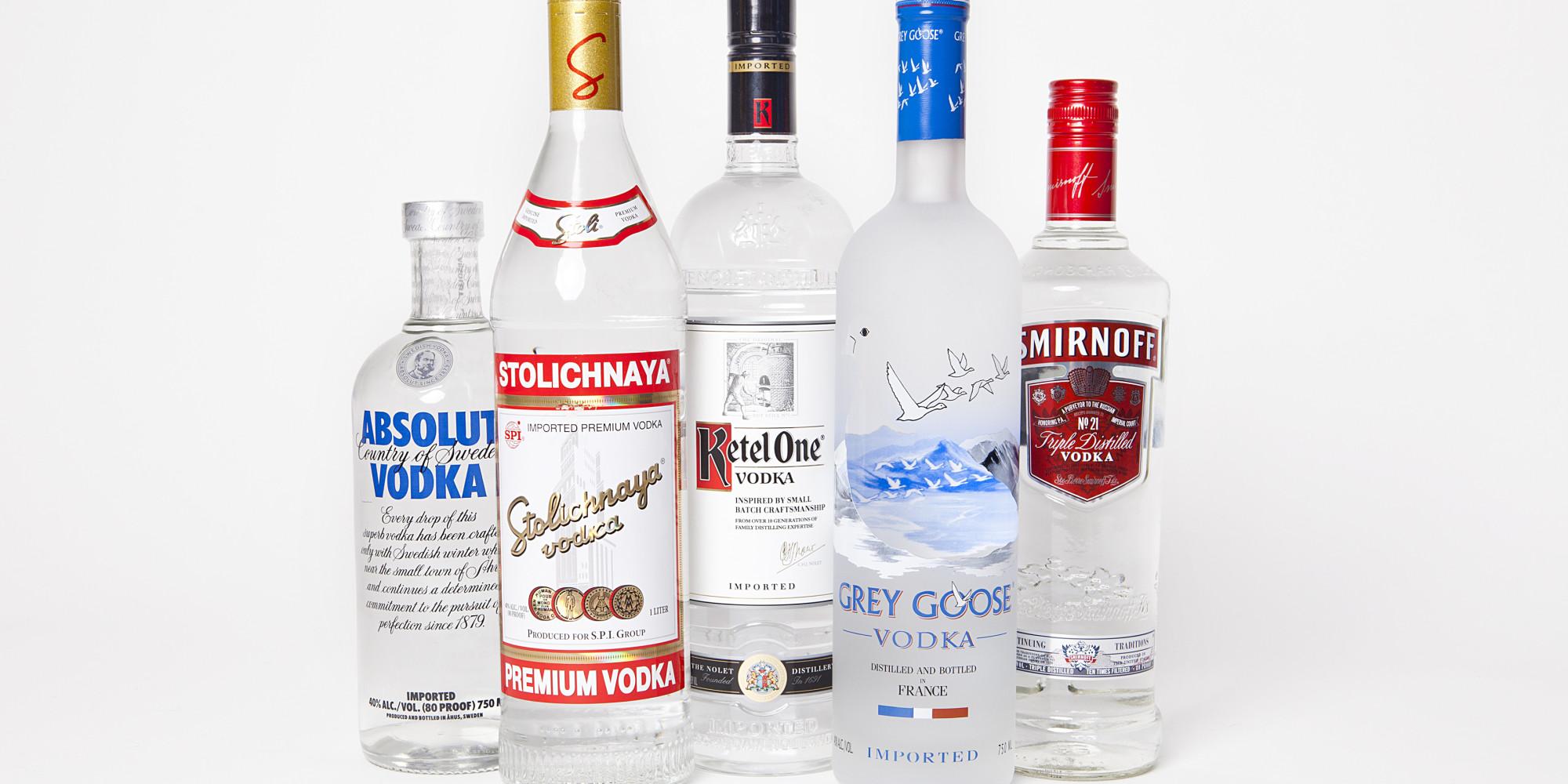 Good Vodka To Drink Straight