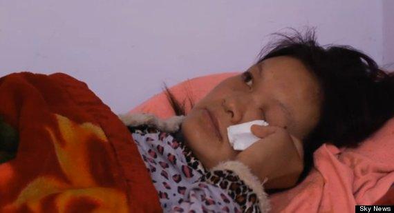 liu xinwen forced to abort baby
