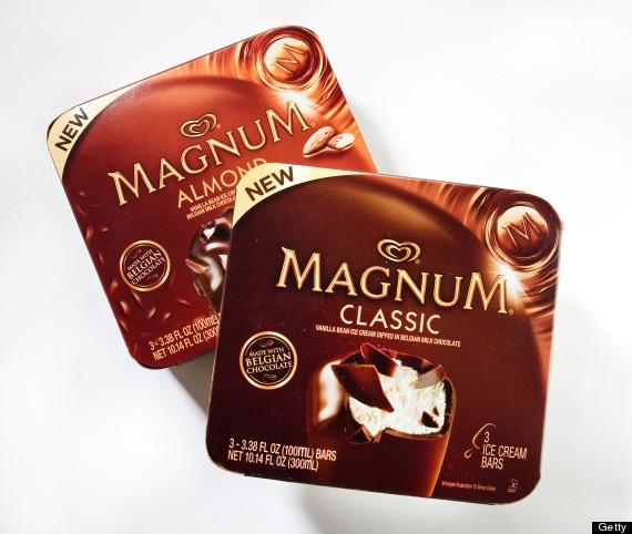 magnum chocolate