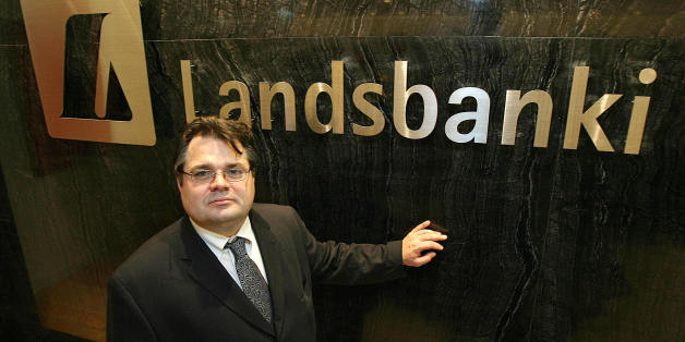 (FILES) A picture taken on November 9, 2007 shows the CEO of Iceland's Landsbanki bank Sigurjon Arnason posing in Hong Kong. Iceland's stock market suspended trading in all financial shares including three major banks on Monday, amid government talks on a possible rescue for the banking sector.  Conservative Prime Minister Geir Haarde was holding a crisis meeting with opposition leaders on a possible rescue plan for banks, a government spokeswoman said.  Trading in Kaupthing, Landsbanki and Glit