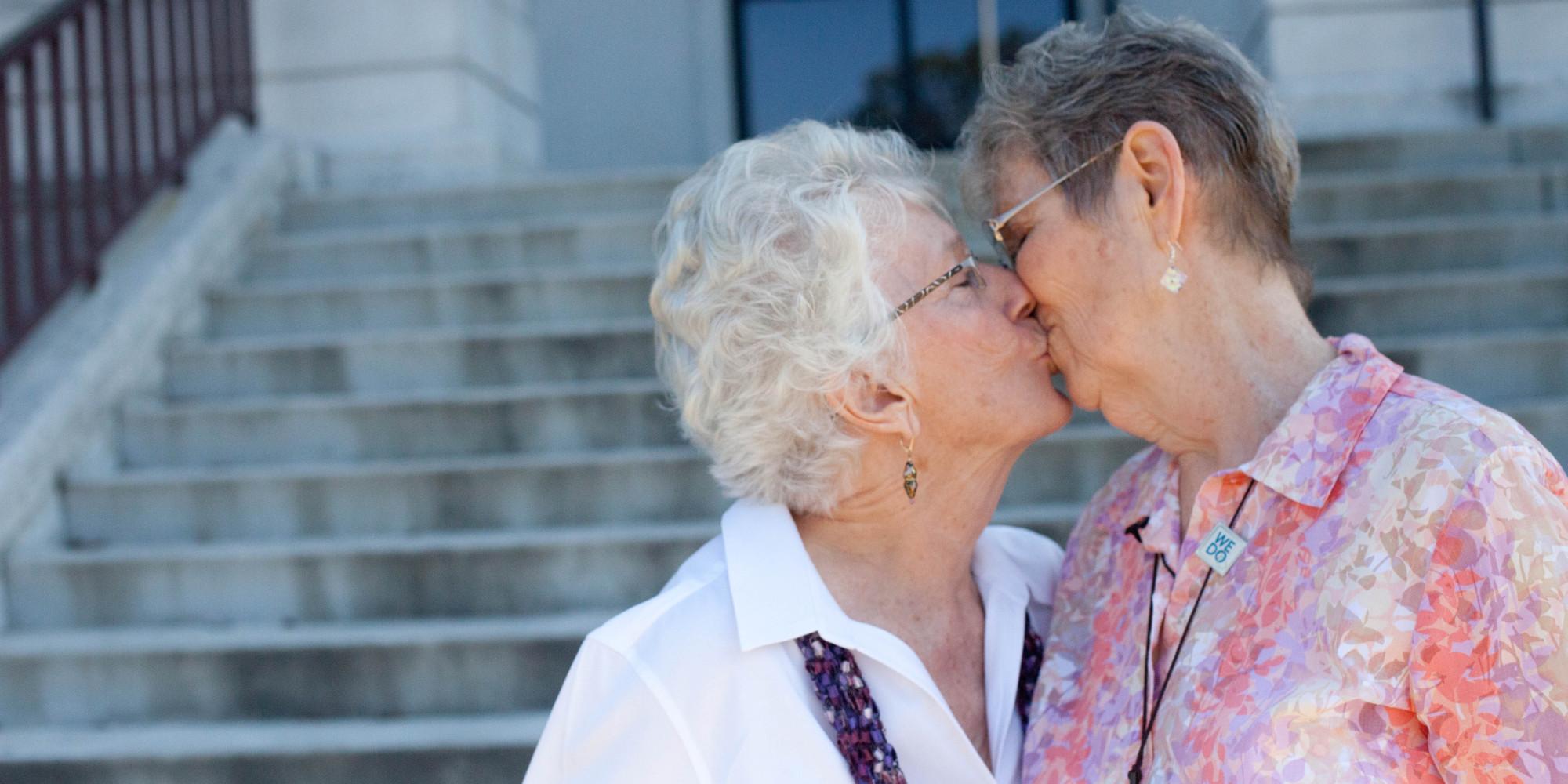 carole kaiser and mary burson, elderly lesbian couple, denied