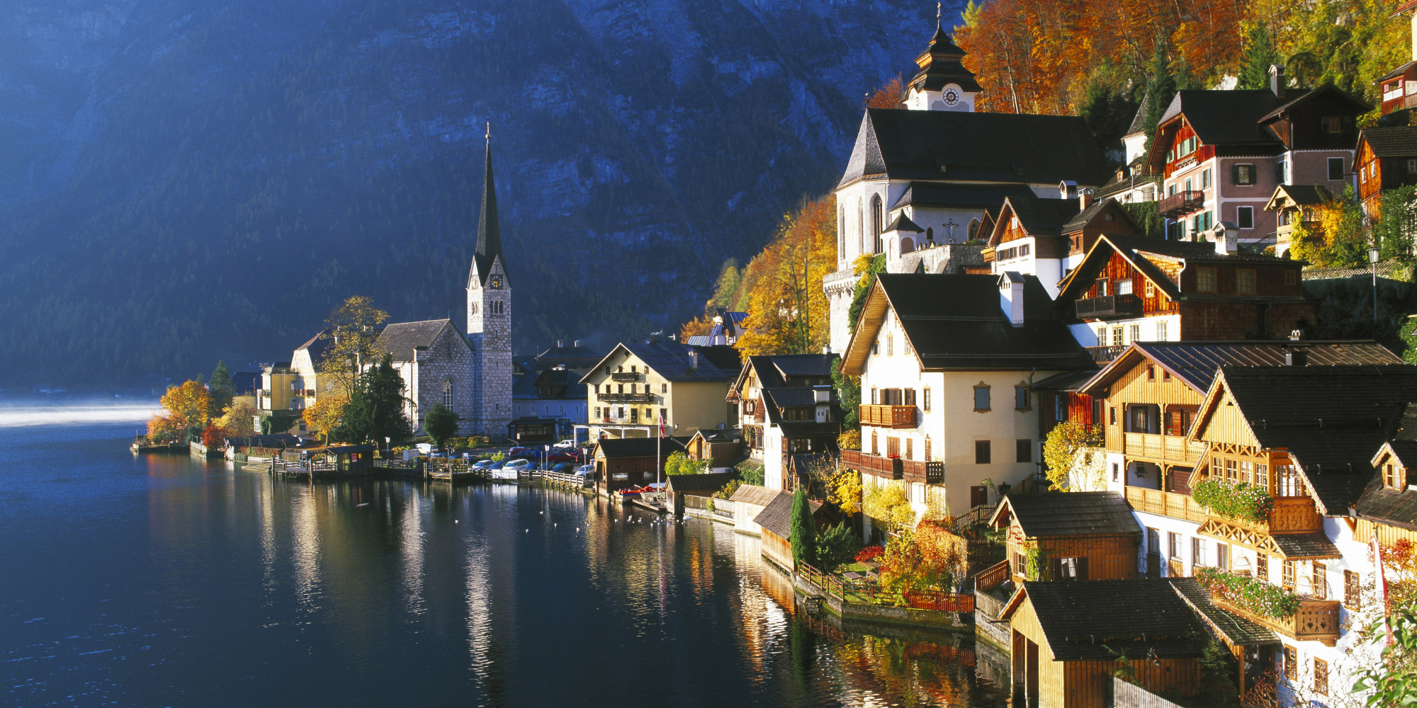 Europe 39 S Most Beautiful Villages Huffpost