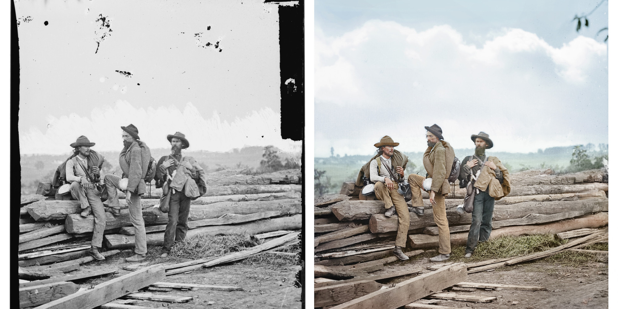 Black and white war photos Animate text or objects - PowerPoint - Microsoft Office Support