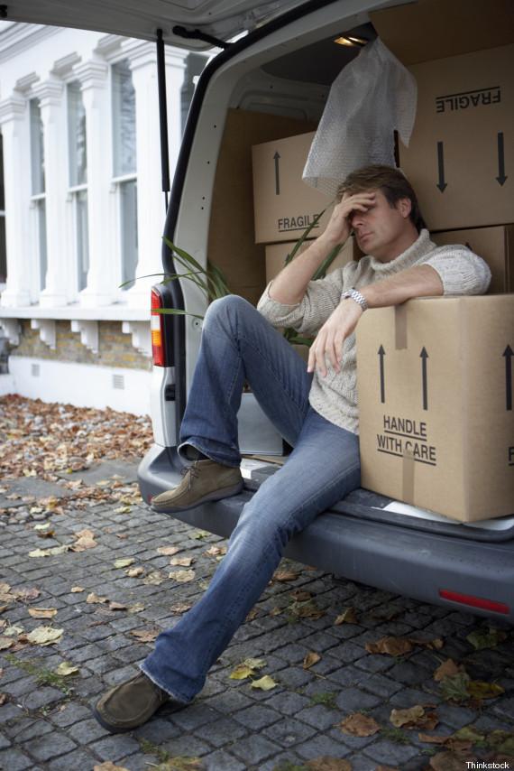 so gelingt ihnen ein stressfreier umzug. Black Bedroom Furniture Sets. Home Design Ideas
