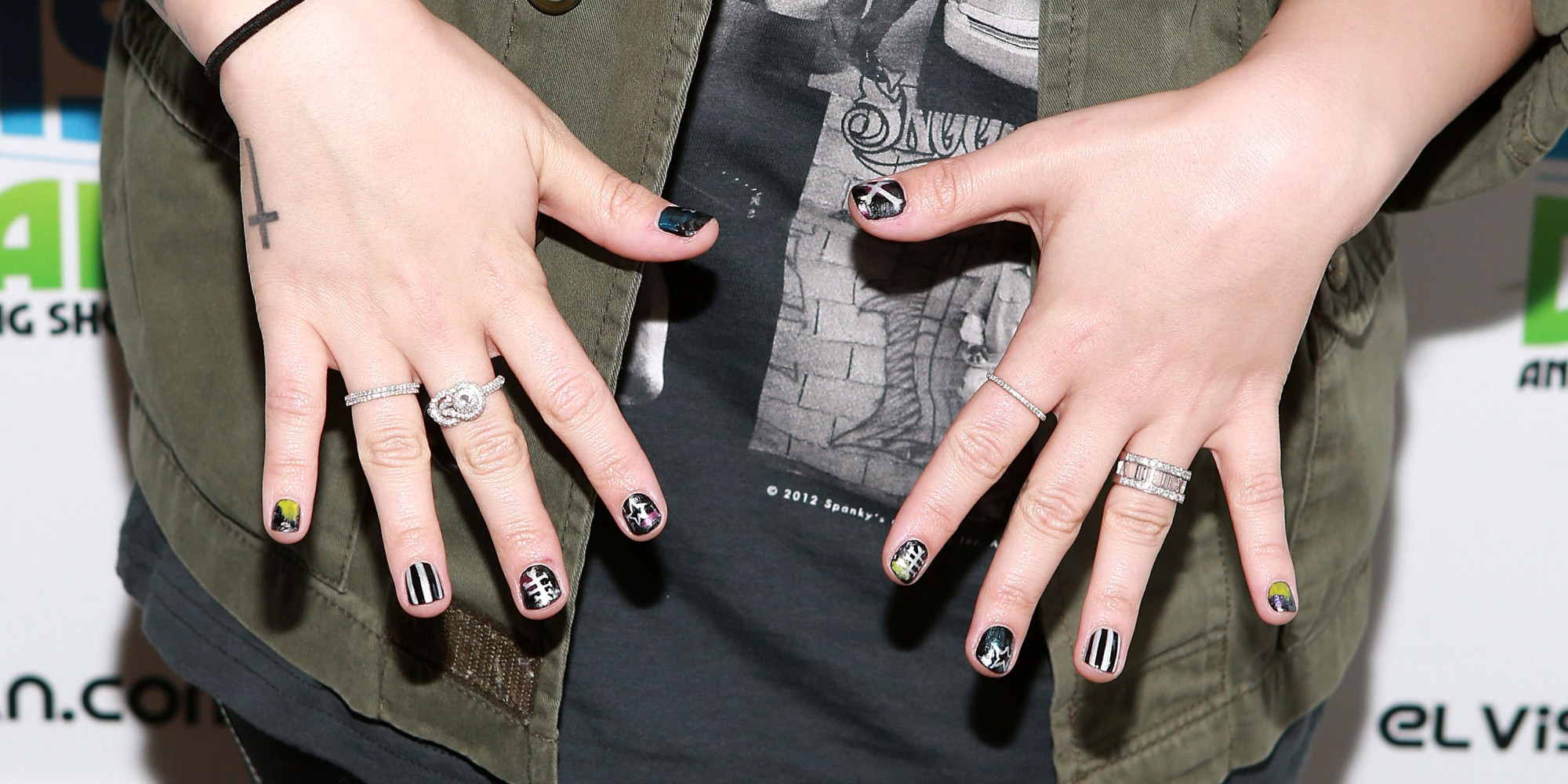 Demi Lovato\'s Nail Polish Line Has Us Revisiting Her Best Manis ...