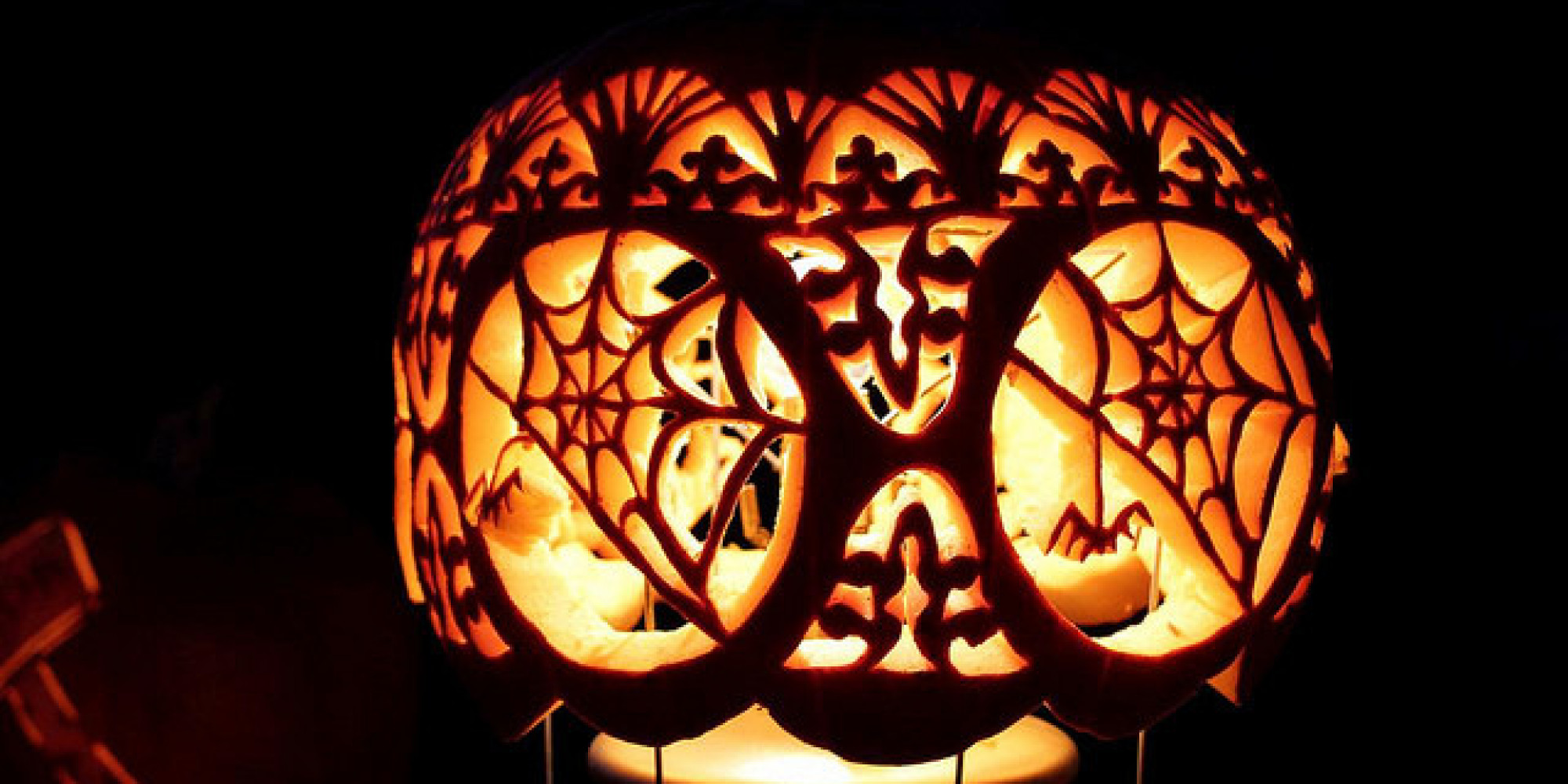 31 Pumpkin Carving Ideas For Overly Ambitious People (PHOTOS) | HuffPost