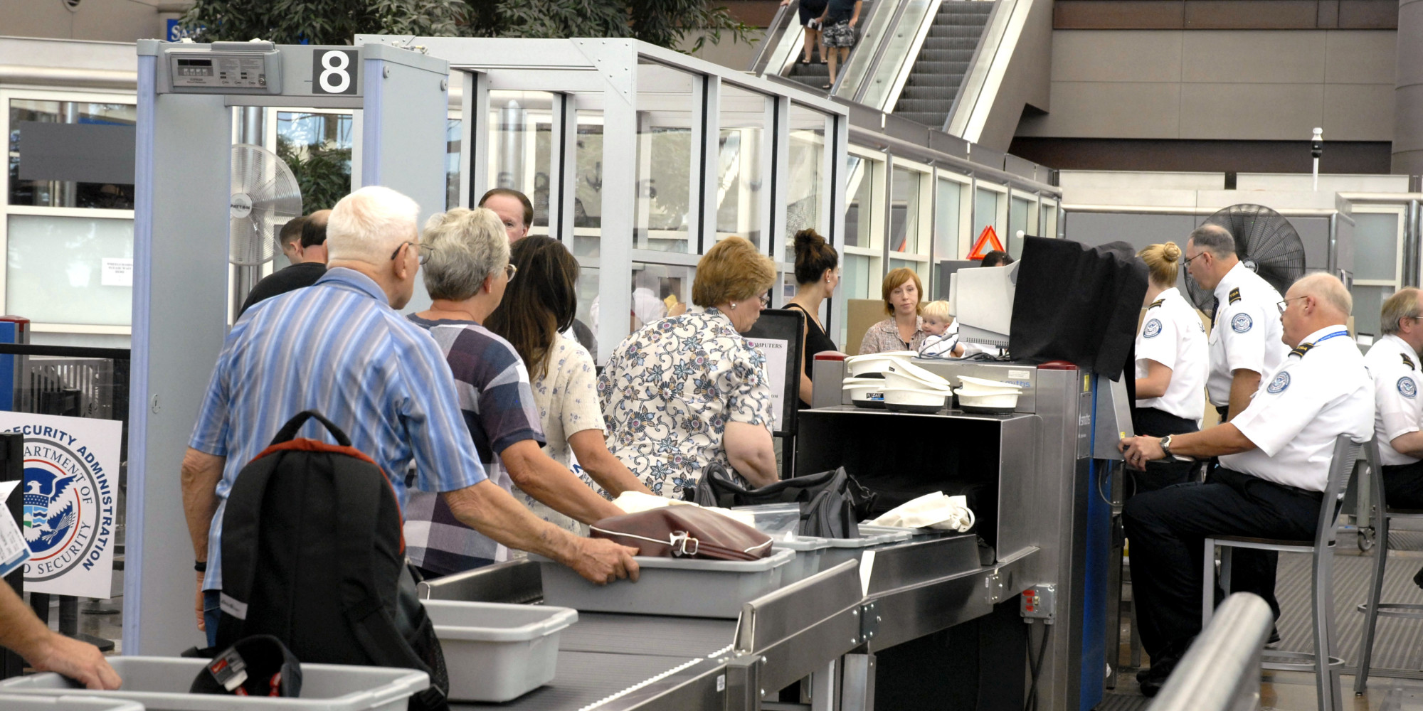 Skip the lines expedited security and immigration programs huffpost sciox Gallery
