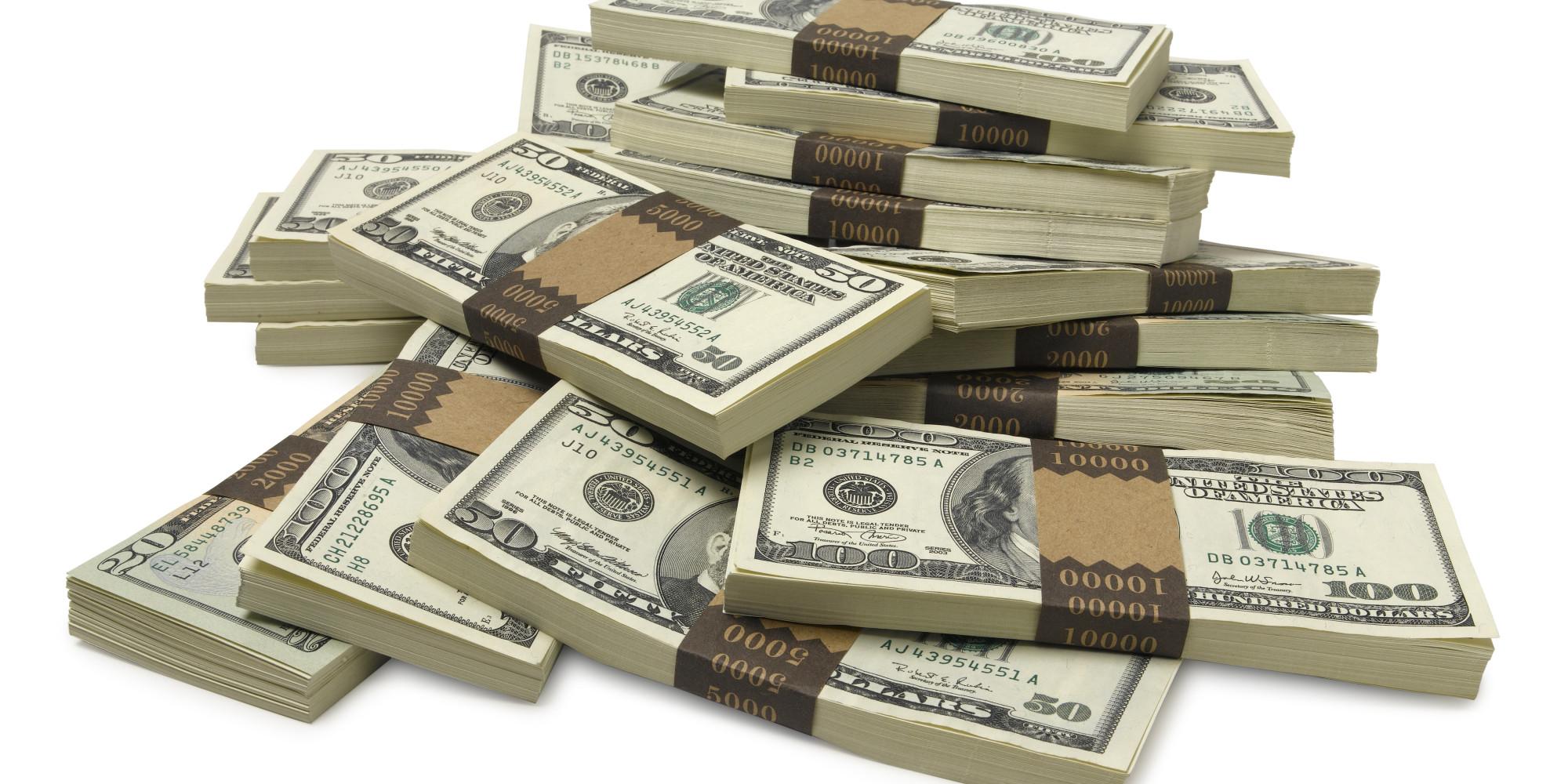 Big money celebrity system