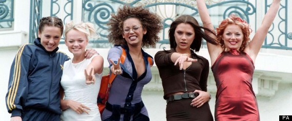 spice girls rhetorical questions pop songs