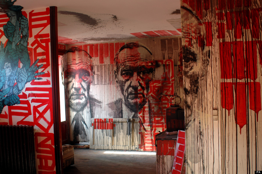 tour 13 street art paris