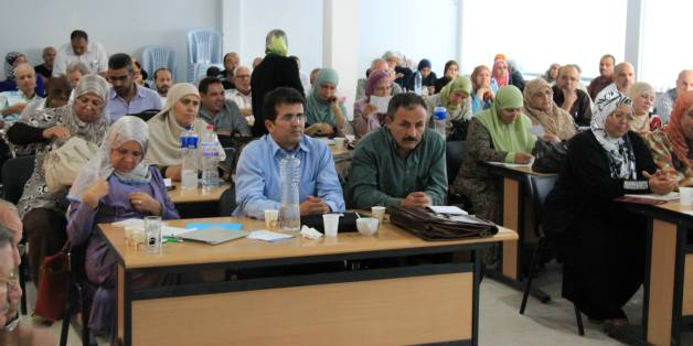 Le groupe parlementaire d'Ennahdha